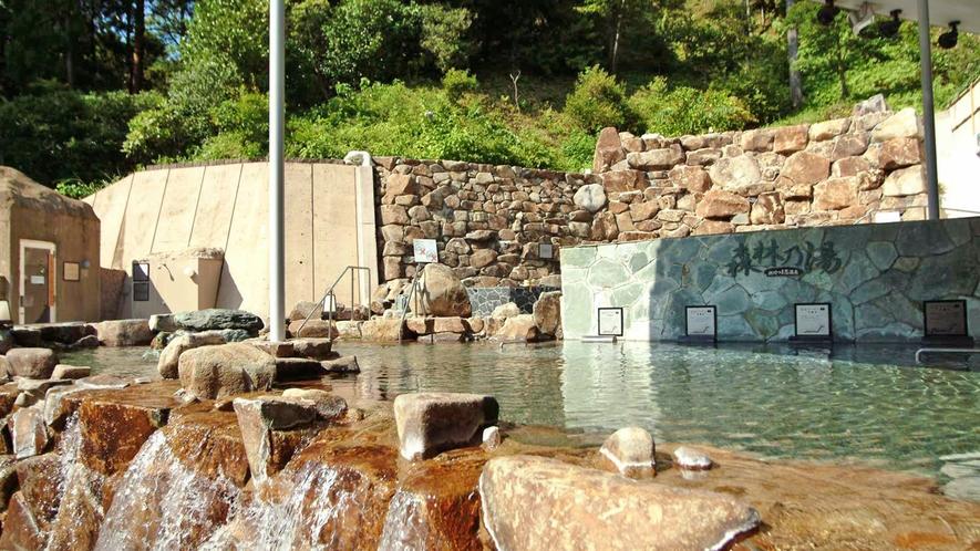 ◆露天風呂からの景色
