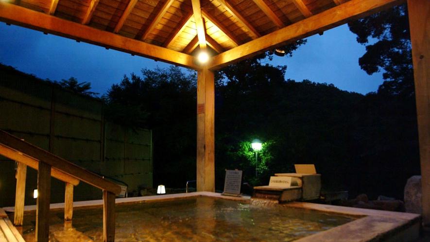 ◆丘の斜面を利用して作られた浴場