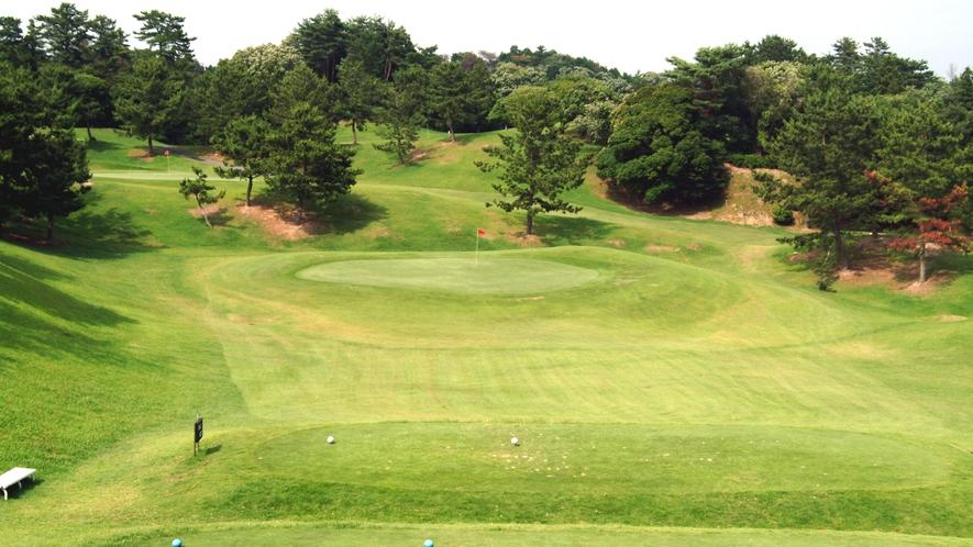 ◆ゴルフショートコース