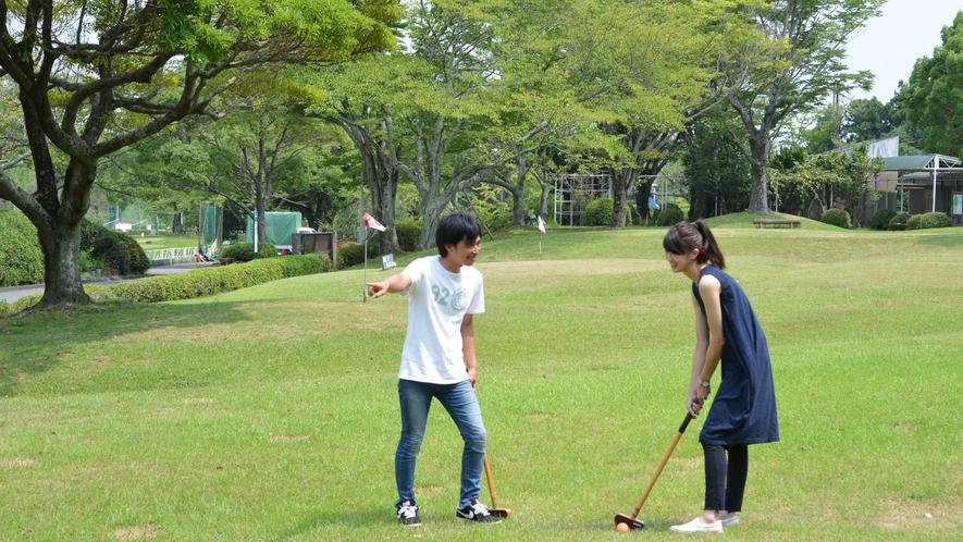 ◆パターゴルフ