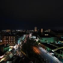 *【客室から望める三島市内の展望】最上階の10階客室から三島の展望をお楽しみ頂けます♪