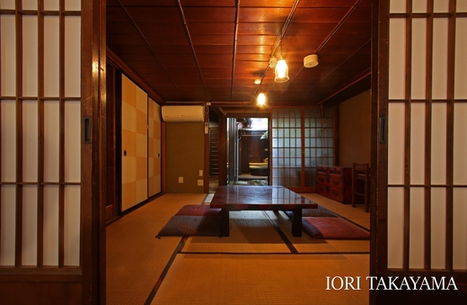 伝統町家 -IORI TAKAYAMA-