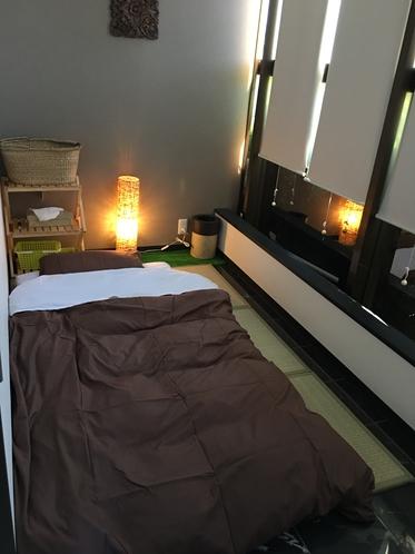 和室シングル部屋