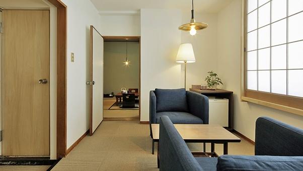 【料理屋の個室食】和室10畳(バス・トイレ付)