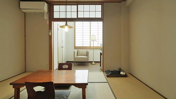 【素泊り】和室6畳(トイレ付)