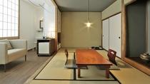 【和室7.5畳】(広縁・トイレ付)ご夫婦やカップル、ご友人同士などにシンプルなお部屋です。