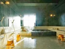 【風呂場】ごゆっくりとお寛ぎくださいませ。(ボディーソープ・シャンプー・コンディショナー完備)