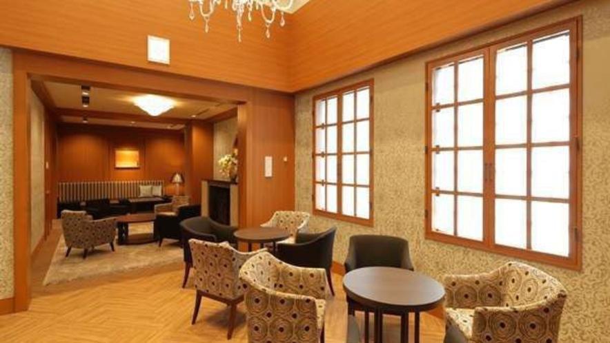 【ホテルロビースペース】