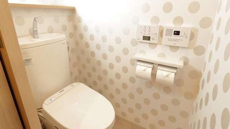 【お部屋のトイレ】