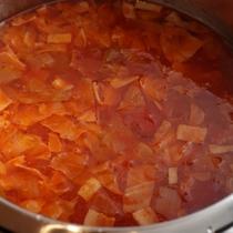 【朝食ビュッフェ】 朝食例 スープ