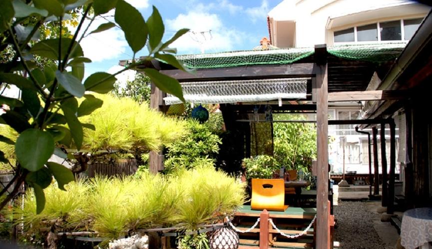 琉球松&ガーデンテラス