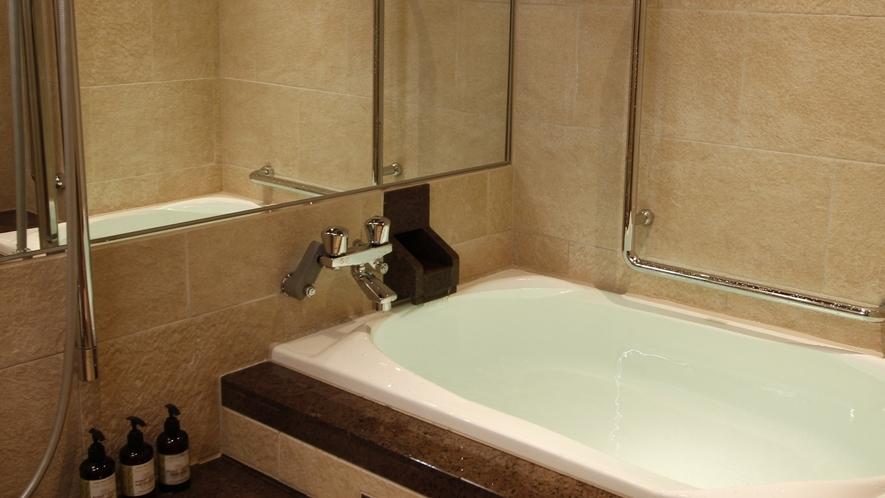「温泉付和洋室」温泉内風呂