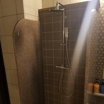 大浴場にはシャワーブース完備