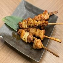 夕食メニュー串焼き タレ