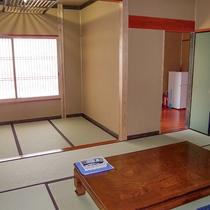 【お部屋一例】ひとりしずかのお部屋。ご指定はいただけません。