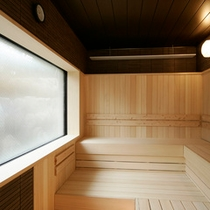男性大浴場(ドライサウナ)