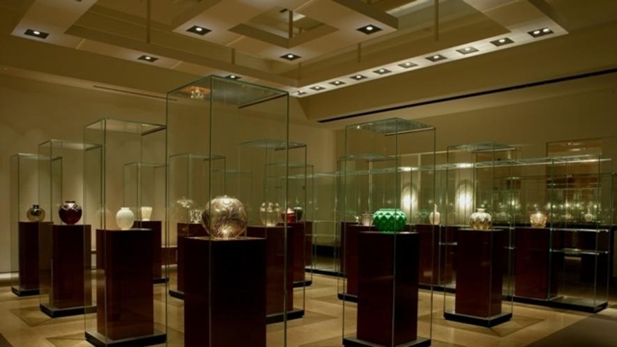 ラリック美術館