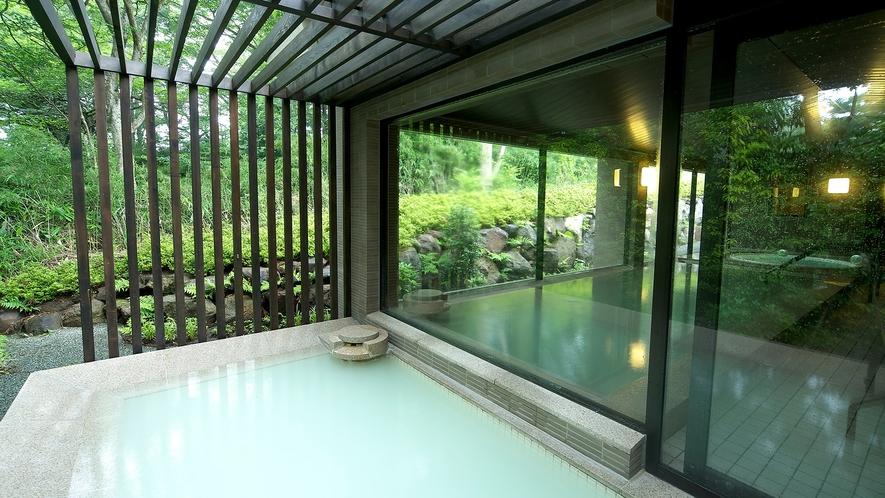 男性大浴場(露天風呂)