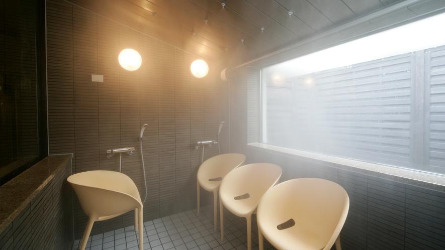 女性大浴場(ミストサウナ)