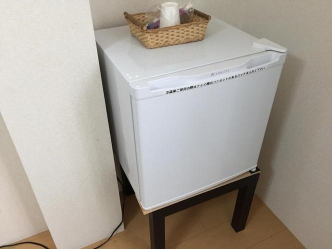 冷蔵庫(各部屋完備)