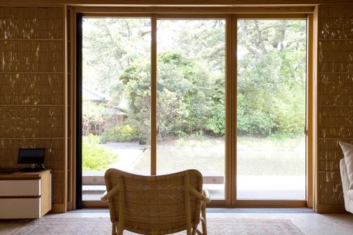 【禁煙】総檜造りの内風呂付き和室(57平米)