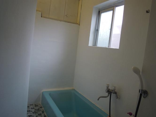 民宿RENGA 1号 シャワー室