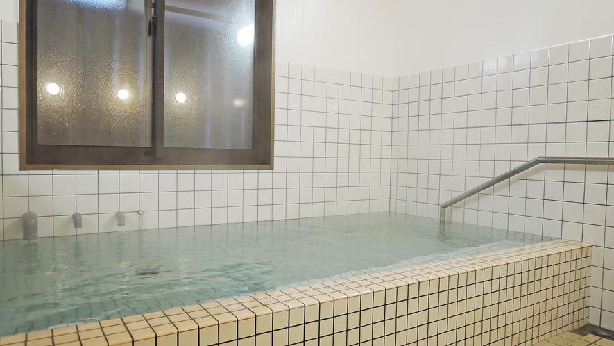 *【浴場(女湯)】単純硫黄泉でお肌に優しい美人泉♪