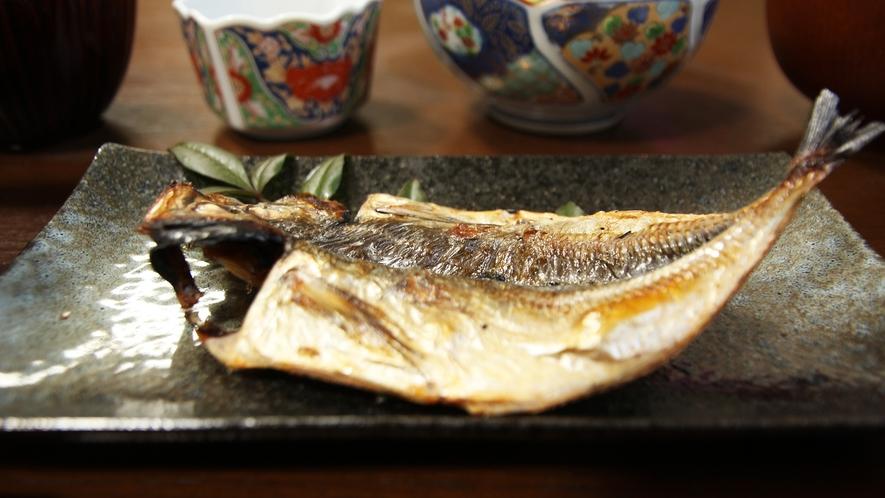 *【夕食一例】こだわりの食材を使った優しい味付けの里山家庭料理