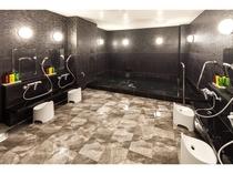 男女別大浴場を完備