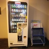 自動販売機 (2階)