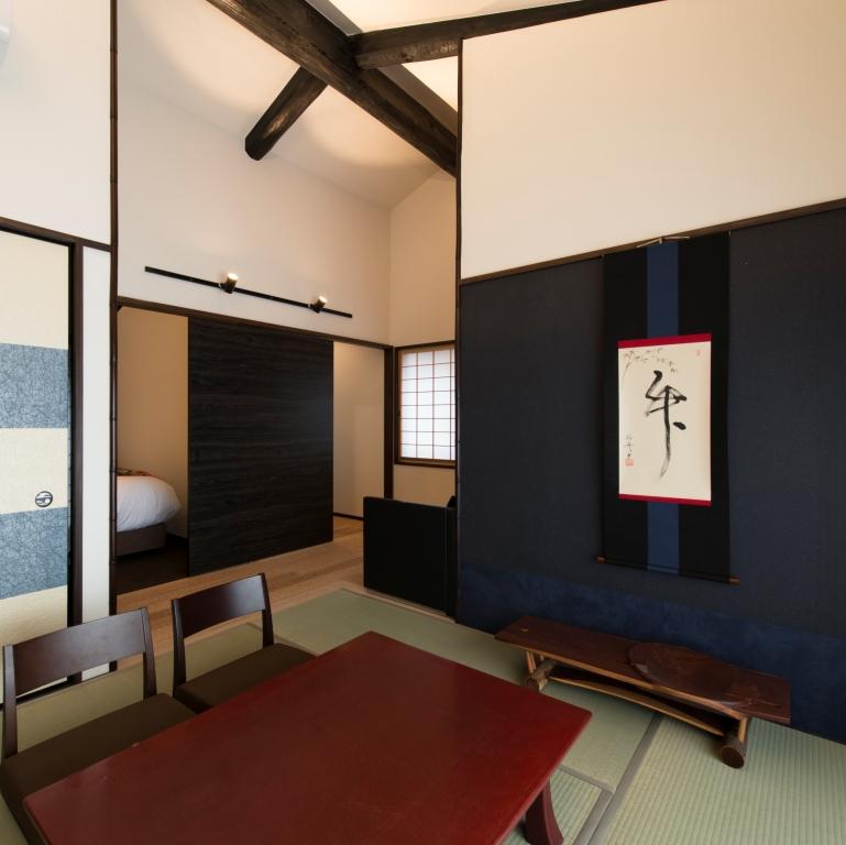 【七軒】和洋室 デラックスツインルーム 49m2