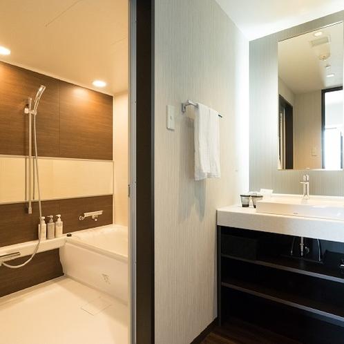 3点独立型バスルーム