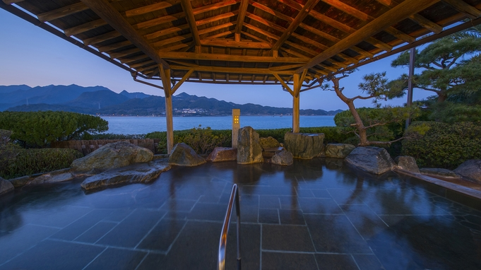 【基本】夕食はゆっくりお部屋食 - 熊野の恵みをギュッと詰め込んだ「熊野会席」
