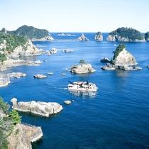 ◆紀の松島めぐり