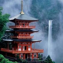 ◆世界遺産・那智の滝