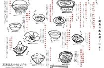 ◆お品書き◆料理長こだわり!群馬の逸品朝定食