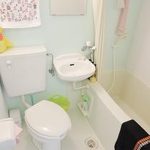 *客室一例/2014年OPENのまだ新しいお部屋は水回りも綺麗♪
