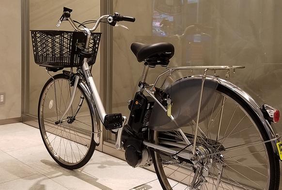 【奈良市サイクリング】電動自転車を無料貸出! 朝食付きプラン