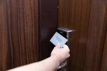 非接触式カードキー