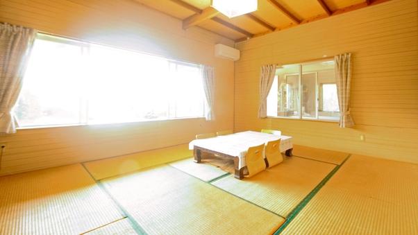ペンション和室12畳(シャワー・トイレ共同)