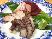 【手作り夕食一例】≪島の新鮮な魚≫季節によって提供に変動がございます。