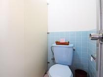 【ペンション】共同洋室トイレ(女性用)