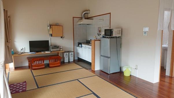 一棟貸しかえるやぁ(居室+キッチン+バス・トイレ付)