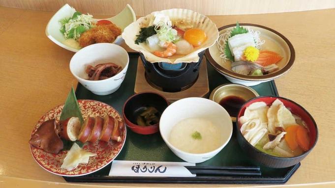 【八戸堪能】 〜海の幸と郷土料理を味わう〜 《朝夕食付》