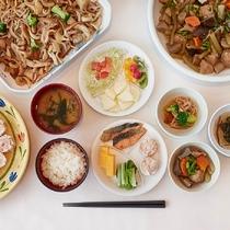 和食を中心とした朝食バイキング ※イメージ