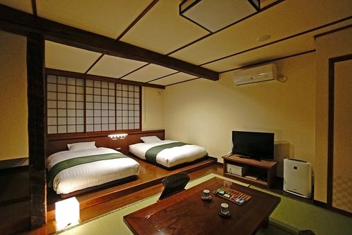 【和風モダン】古材をあしらったお部屋(シャワー付)33平米