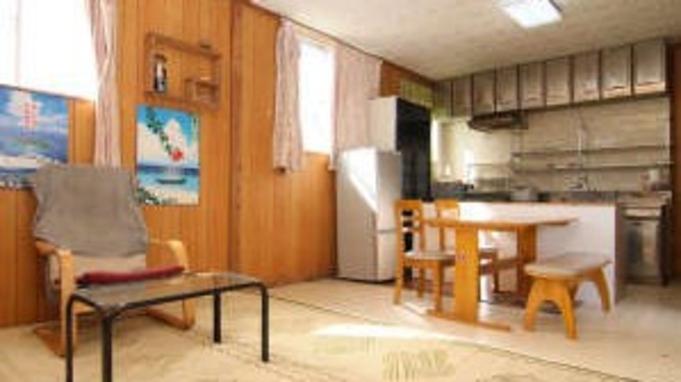 【素泊まり】伊是名島でのんびり島体験♪観光やビジネスに!キッチン設備あり