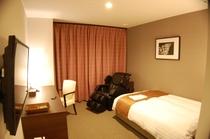 シングルルーム 安らぎと癒しを与えるアーバンリゾートスタイルのお部屋です。