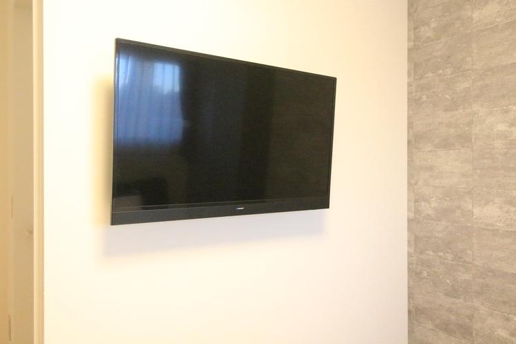 快適アップ ダブルルーム 大型40型テレビ
