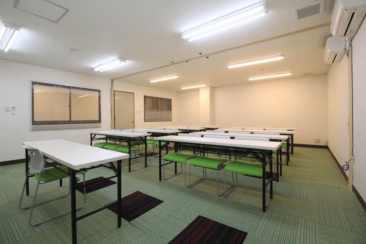 会議室完備しております。ご利用には有料となります。
